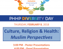 Diversity Day 2018 flyer
