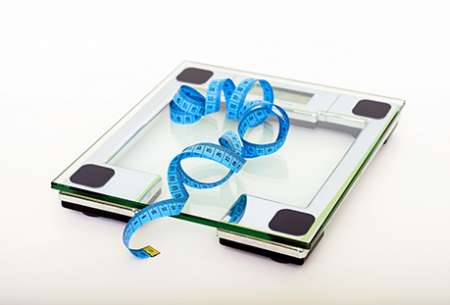 scale for meauring body weight