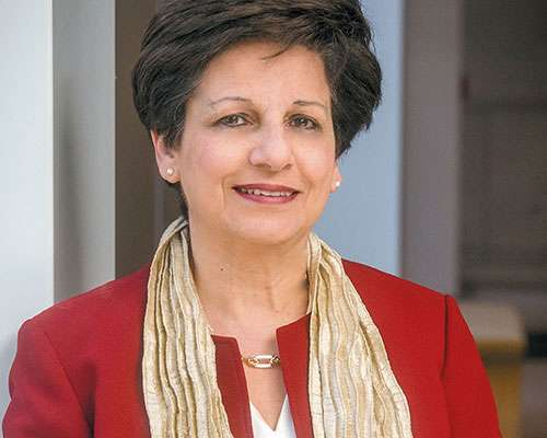 Mona Fouad headshot
