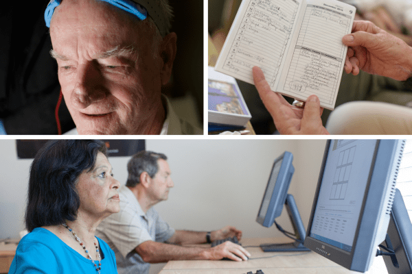 research with older adults