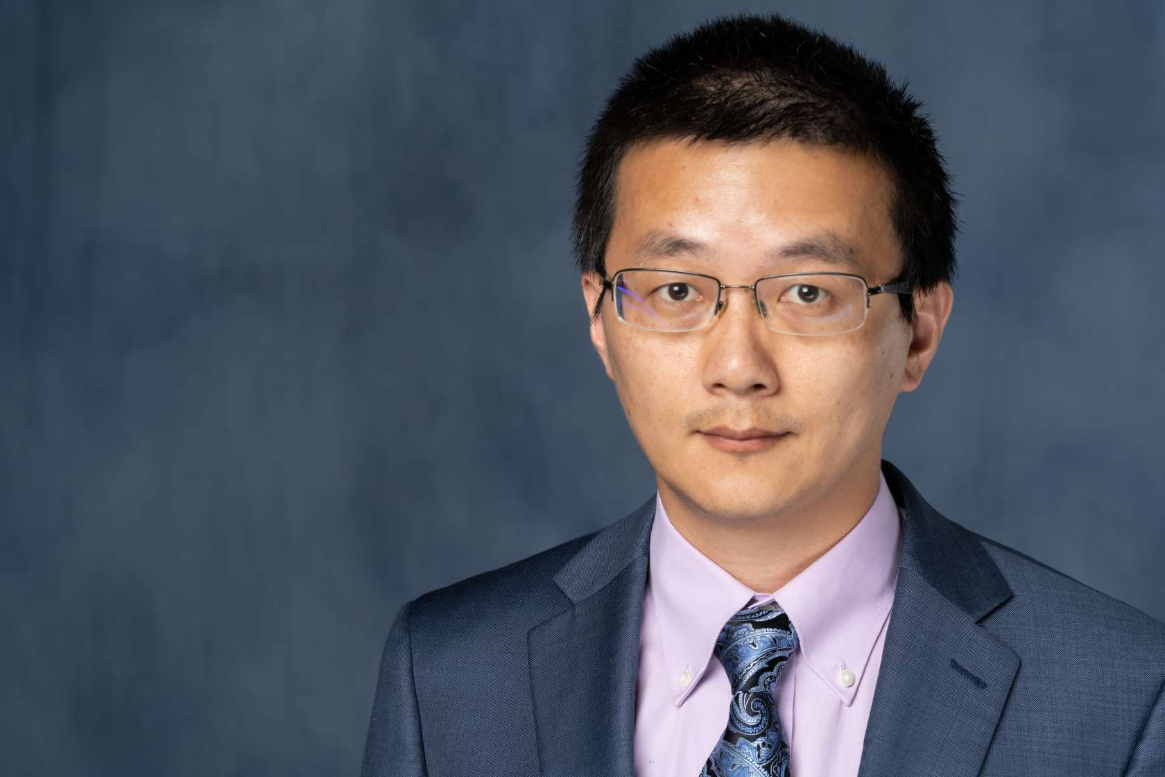 Dr. Lin joined the PHHP department of environmental and global health this summer as the first faculty member in the college hired under UF's AI initiative