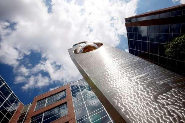 HPNP Complex with sculpture
